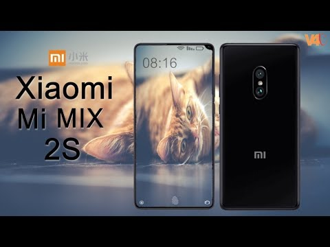 Mi Mix 2S Concept, Introduction, Release Date, Price, Specifications, Camera, Features, First Look
