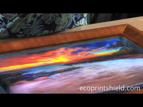Embellishment On Fine Art Prints To Add Value