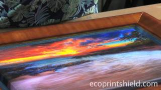 Embellishment on Fine Art Prints To Add Value