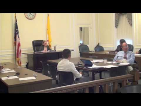 2017 Rent Guidelines Board Hearing, White Plains, NY