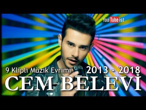 🎧 Cem Belevi Müzik Evrimi | 2013 - 2018 Youtubeist
