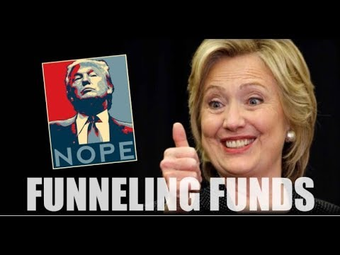 Download Youtube: HILLARY SENDS BIG MONEY TO HER CAUSE!