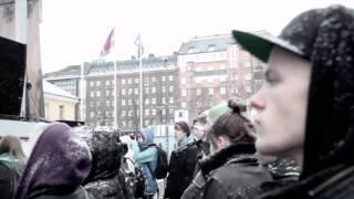 JARE & VILLE GALLE © KAMPIN NARINKKATORI 2011