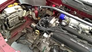 2017-Chevrolet-COPO-Camaro-engine Turbo Integra Destroys Sketchy Vert