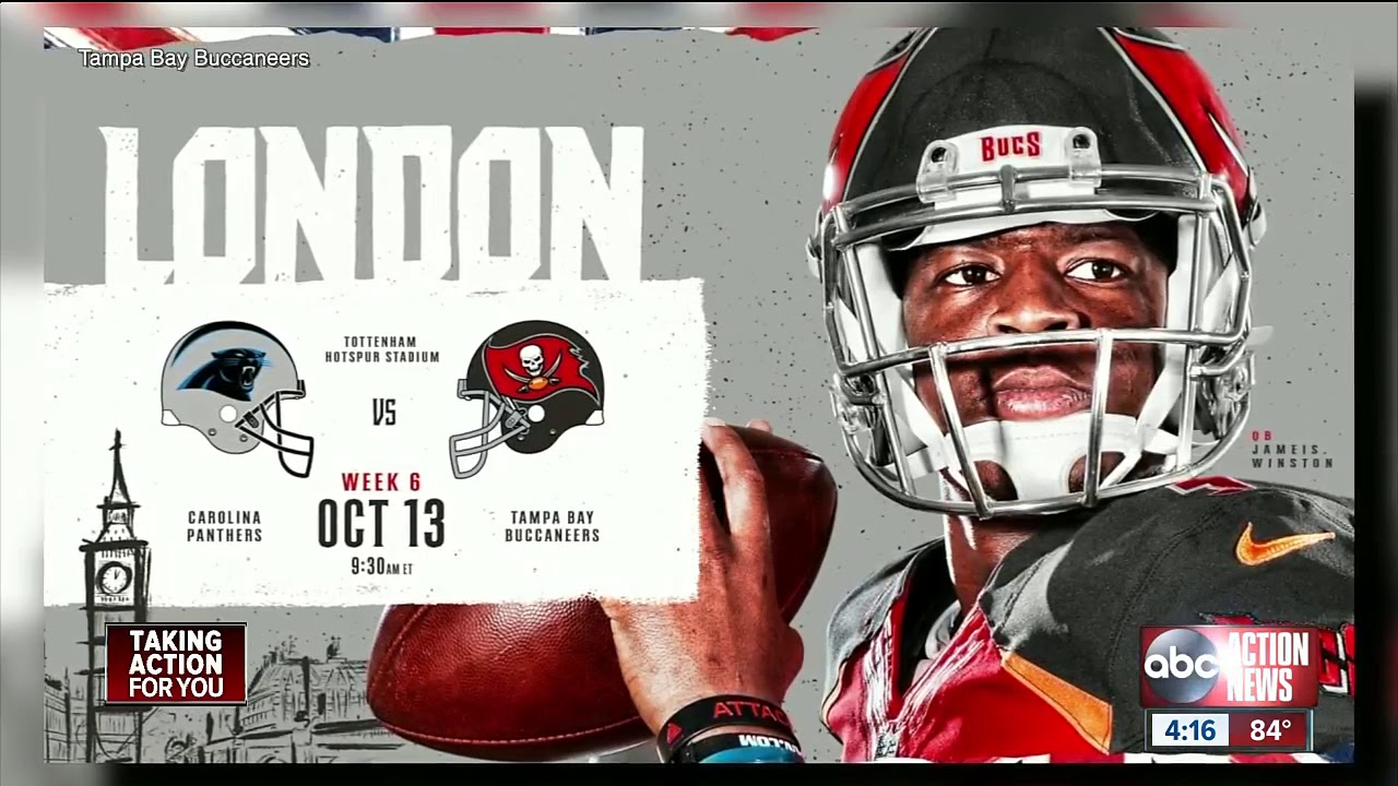Bucs Getting Ready To Release 2019 Schedule Youtube