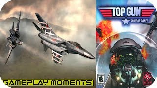 Top Gun: Combat Zones - Gameplay Moments Gamecube HD