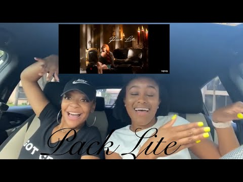 Queen Naija - Pack Lite (REACTION!!!)