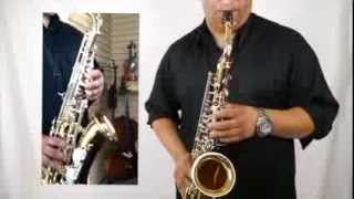 Yamaha YAS-26 Alto Sax