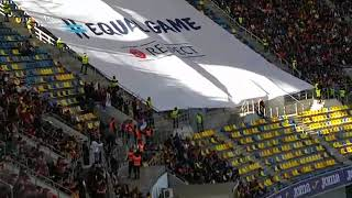 Srbija Kosovo na stadionu u Rumuniji
