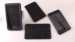 Dell Venue 8 Pro accessories - Stylus, Rugged Case, Bluetooth Keyboard...