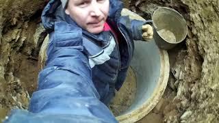 вечная канализация своими руками в скале