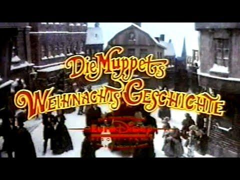 Die Muppets Weihnachtsgeschichte – Trailer (1992)