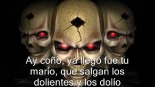 Guerrilla Seca - El Funeral De Los Tres Dueño Con Letra