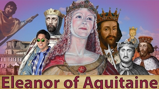 behind every great king the life times of eleanor of aquitaine