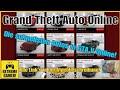 Die Schnellsten Autos in GTA 5 Online! Alle Fahrzeug Klassen!