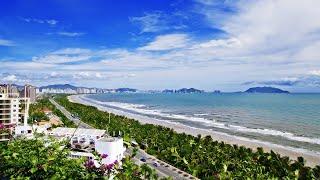 Путешествие в Китай на Хайнань город Санья Travel to China on Hainan Sanya