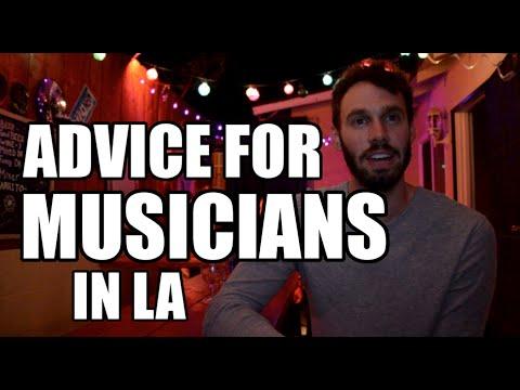 Advice for Musicians in LA