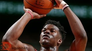 Jimmy Butler 26 Pts. 8 Ast. vs Denver Nuggets 2015.01.01.