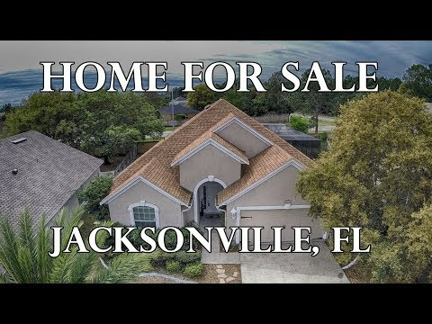 Home For Sale In Jacksonville, FL - 12512 Brookchase Ln (2019)