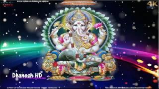 aadi moola mantra porule ente ganapathi bhagavane l Onnam Thiruppadi l kalabhavan mani🔊 ࿗DhaneshHD࿗