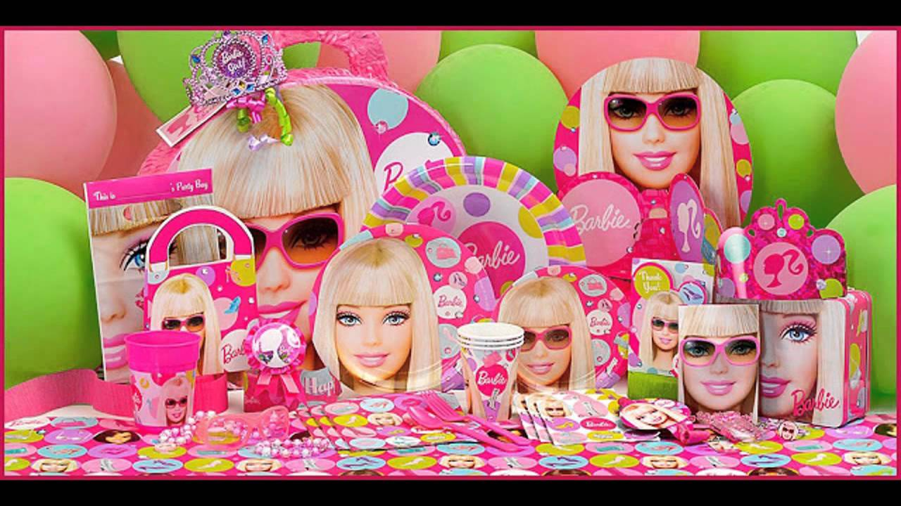 Cute Toddler Girl Birthday Party Themes Decorating Ideas