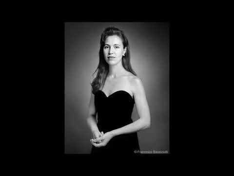 Sara Mingardo - Ah! se non m'ami più - Straniera - Bellini - 1990