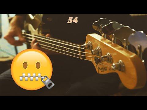Как играть mute на басу?😶