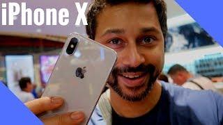 iPhone X impressions!