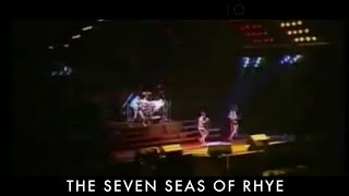 [2.50 MB] Queen - Seven Seas Of Rhye (Official Lyric Video)