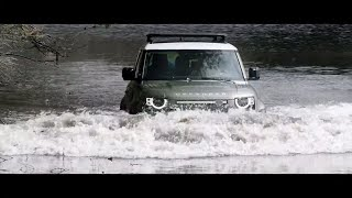 New Land Rover DEFENDER - Capability