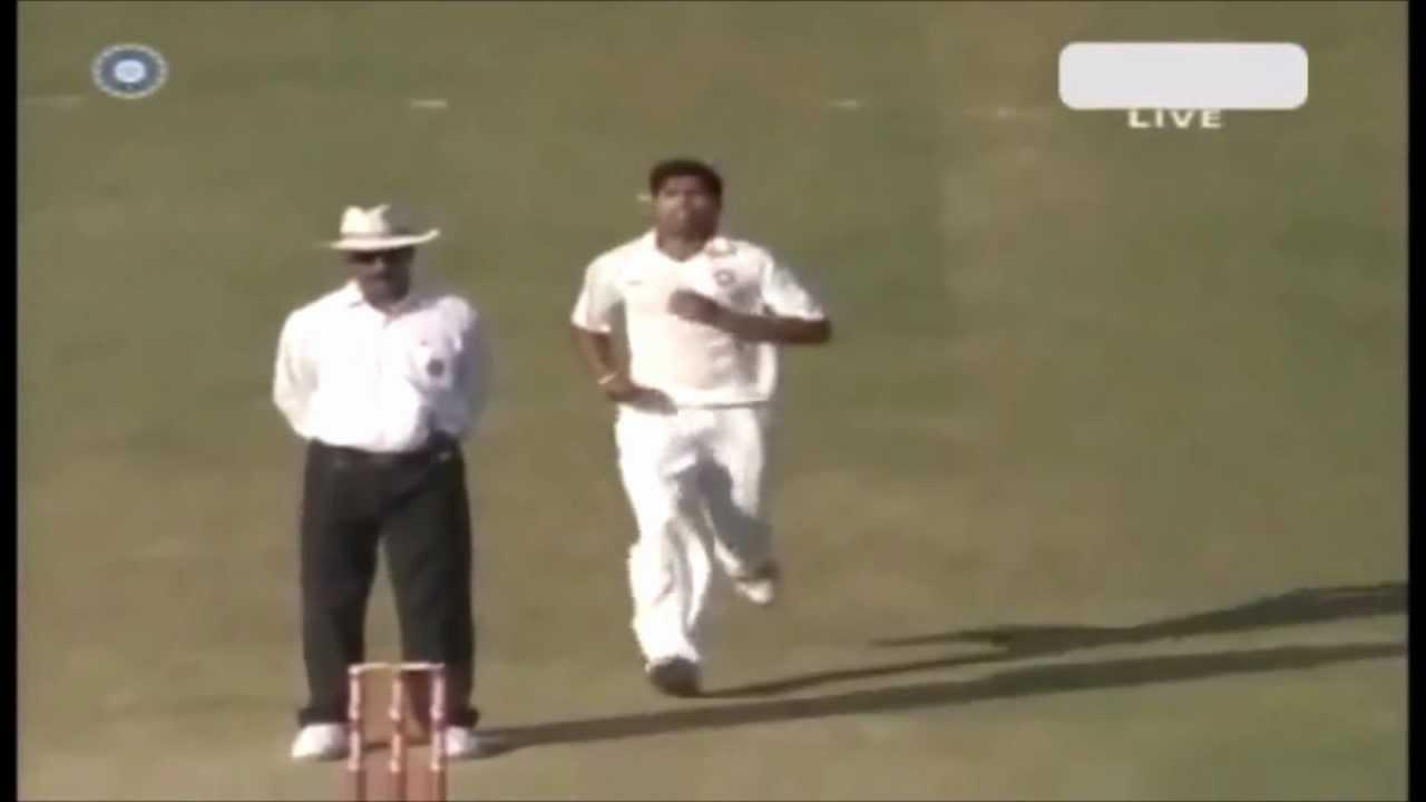 umesh yadav bowling actionwmv youtube