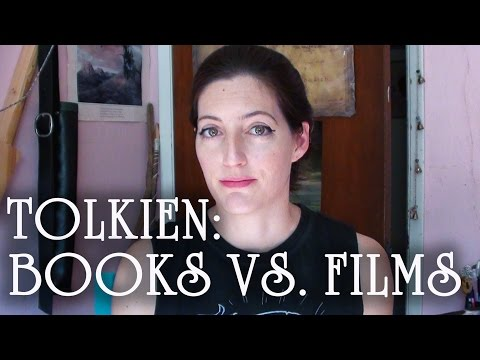17. Tolkien: Books vs. Films