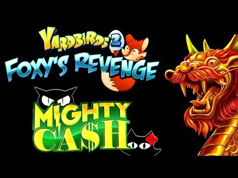 Foxy's Revenge 🐔 Mighty Cash 💰 The Slot Cats 🎰😺😸