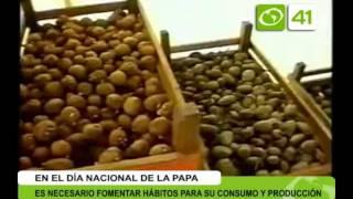 Falta apoyo a productores de papa en La Libertad - Trujillo