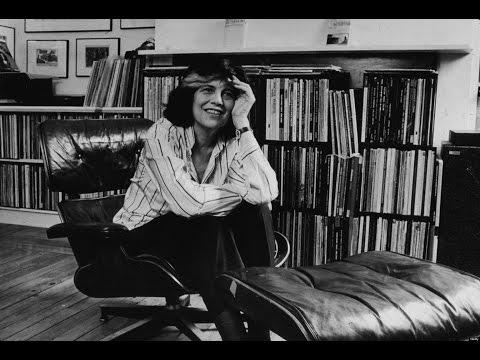 Mid-20th Century Writers: Susan Sontag