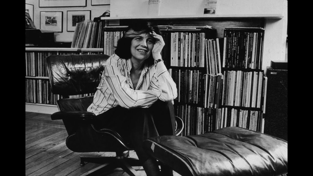 mid th century writers susan sontag
