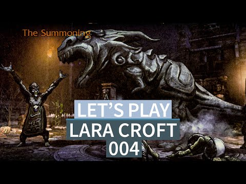 Lara Croft and the Guardian of Light Gameplay Coop [4K] 004: The Summoning |