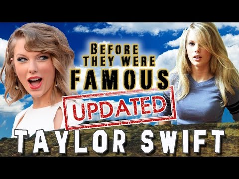 TAYLOR SWIFT - Before They Were Famous - BIOGRAPHY