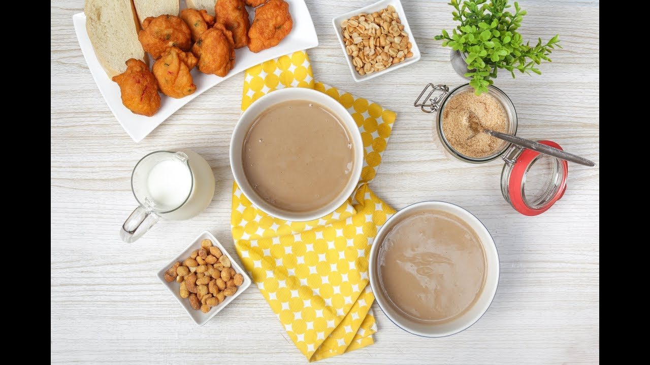 Housa Kooko (Spiced Millet Porridge) - YouTube
