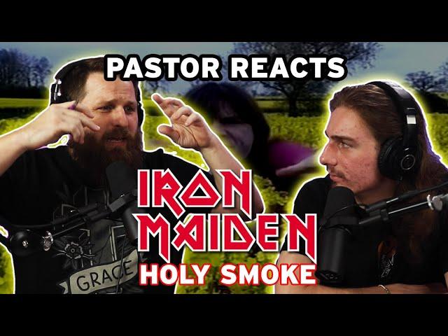 Iron Maiden Holy Smoke // Pastor Rob Reaction and Analysis