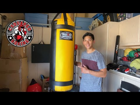 How To Install A Heavy Bag- A STEP BY STEP GUIDE FOR YOUR HOME GYM!