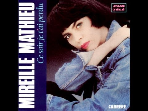 Mireille Mathieu - Vis Ta Vie