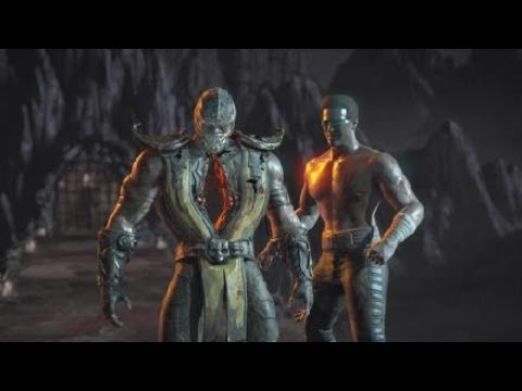 Mortal Kombat Xl How To Unlock Tornament Characters Youtube