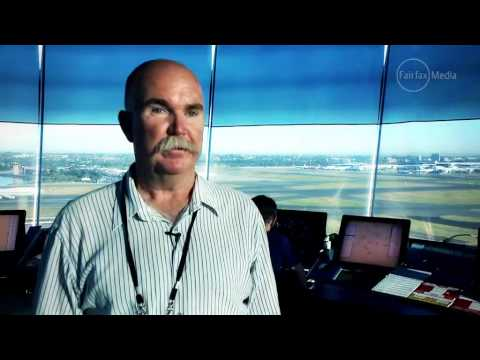 Sydney Airport Control Tower - Line Manager Speaks About His Job