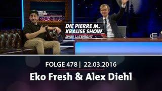 Pierre M. Krause Show vom 22.03.2016