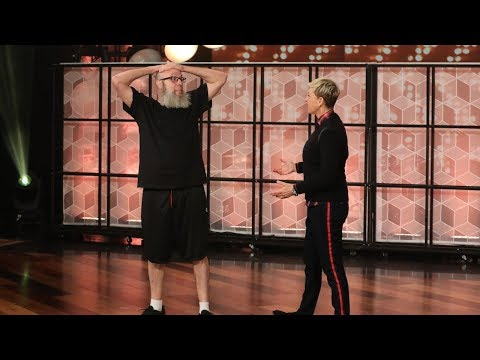 Billy the Kidd - Viral Dancer gets a surprise on Ellen