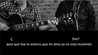 "Como tocar ""Rival"" de Romeo Santos ft. Mario Domm - Tutorial Guitarra (HD)"