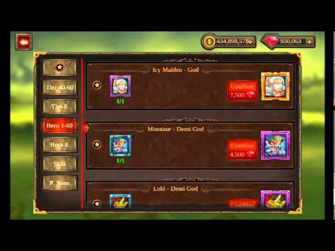 epic heroes war cheat gem and gold