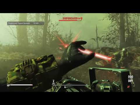Fallout 4 Far harbor] Killing SHIPBREAKER