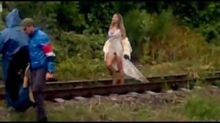 Съёмки клипа Светланы Лободы на песню